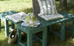 Como decorar sua casa com bancos de jardim: dicas aqui!