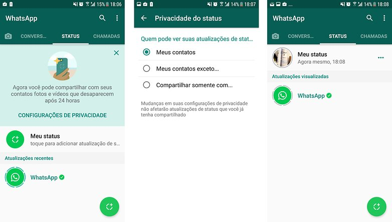 Qual É O Estado Do WhatsApp?
